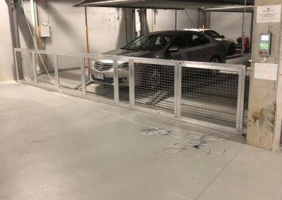 Aluminium-Guard-Rail-Cage-Garage