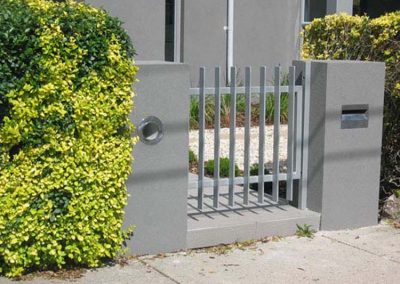 Gate-Steel-Design
